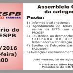 Assembléia Geral 003 2016 (30 08 2016)