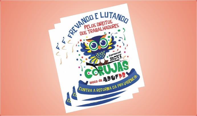 Bloco Corujas 2017