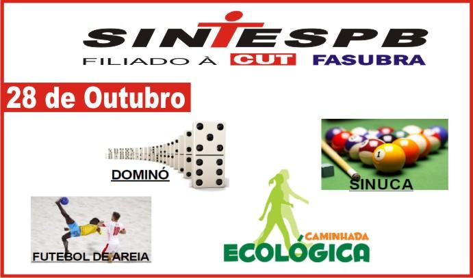 82725e59a8 Comemoração ao Dia do Servidor Público no SINTESPB será marcada por  atividades esportivas na sede social