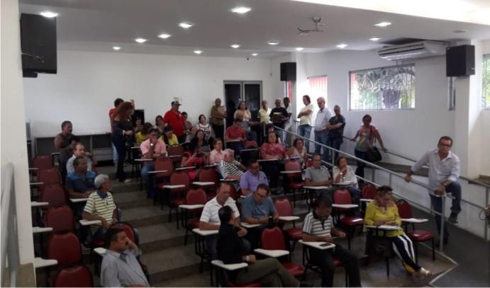 277fd52fc0 Assembleia delibera por aderir à mobilização indicada pela FASUBRA