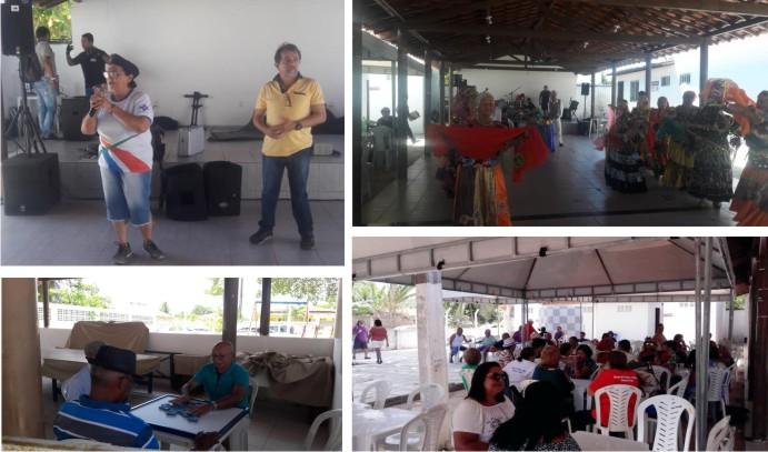 27bdd30407 Festa do Servidor Público promovida pelo SINTESPB reuniu categoria na sede  social no último sábado